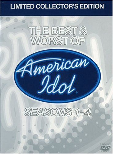 American Idol Best & Worst Of American Idol Clr Nr 3 DVD