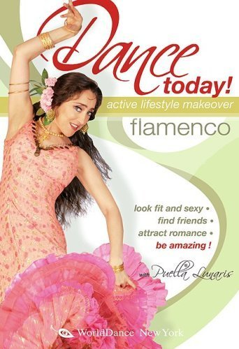 Dance Today Flamenco Active Lifestyle Make Clr Nr