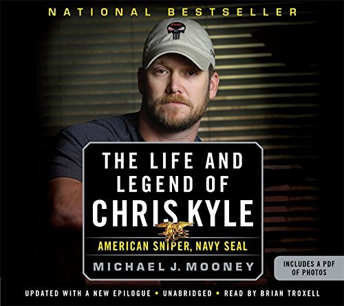 Michael J. Mooney The Life And Legend Of Chris Kyle American Sniper Navy Seal
