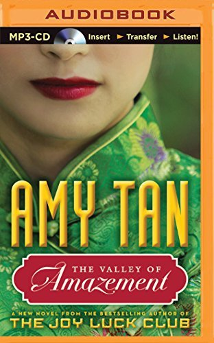 Amy Tan The Valley Of Amazement Mp3 CD