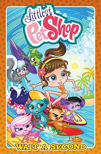 Georgia Ball Littlest Pet Shop Wait A Second