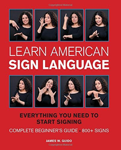 James W. Guido Learn American Sign Language Special