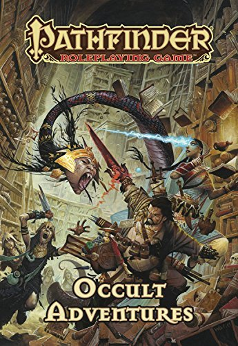 Jason Bulmahn Pathfinder Roleplaying Game Occult Adventures