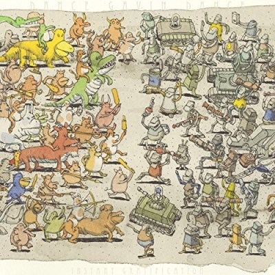 Dance Gavin Dance Instant Gratification Instant Gratification