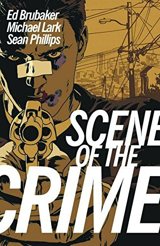 Ed Brubaker Scene Of The Crime