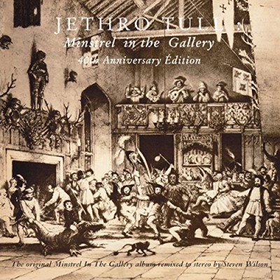 Jethro Tull Minstrel In The Gallery 40th Anniversary La Grandé Edition