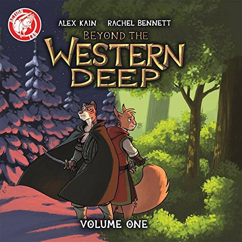 Alex Kain Beyond The Western Deep