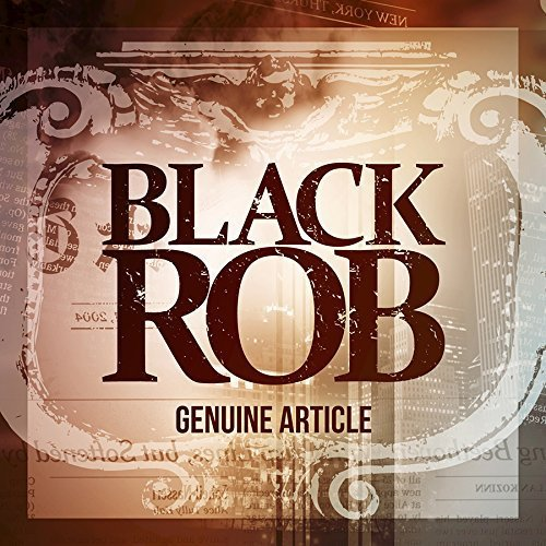 Black Rob Genuine Article Explicit