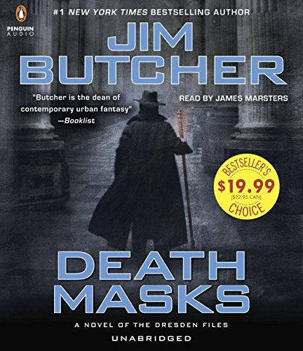 Jim Butcher Death Masks