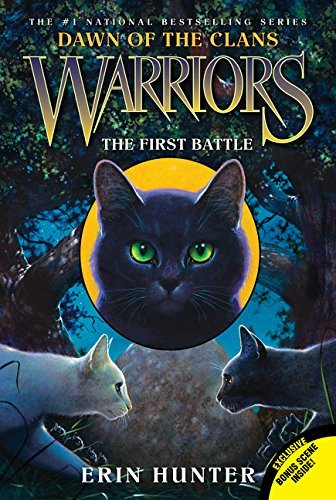 Erin Hunter Warriors Dawn Of The Clans #3 The First Battle