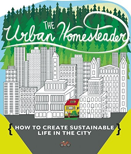 Raleigh Briggs The Urban Homesteader How To Create Sustainable Life In The City Featu
