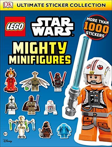 Dk Lego Star Wars Mighty Minifigures