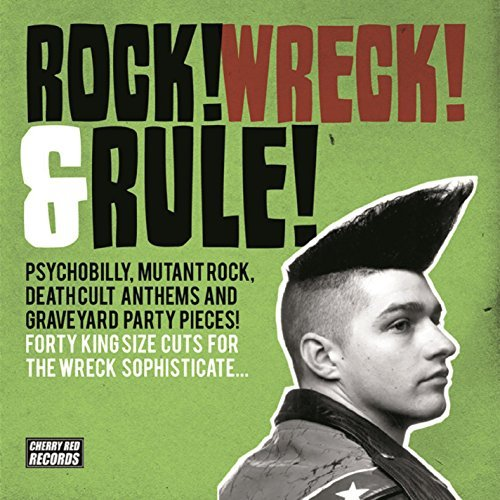 Rock Wreck & Rule Rock Wreck & Rule 2 CD