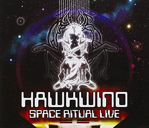 Hawkwind Space Ritual Live 2 CD Incl. DVD