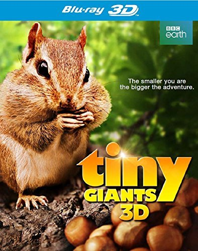 Tiny Giants Tiny Giants 3d Blu Ray