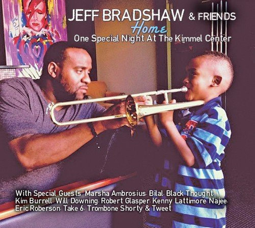 Jeff Bradshaw One Special Night At The Kimme