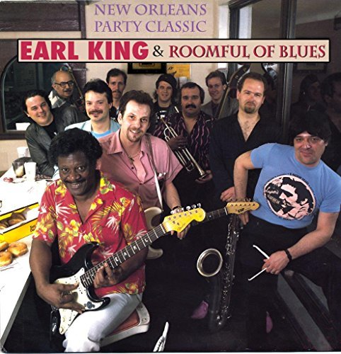 Earl & Roomfull Of Blues King New Orleans Party Classic