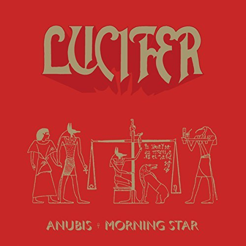 Lucifer Anubis 7 Inch Single