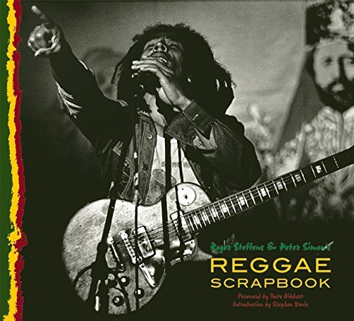 Roger Steffens Reggae Scrapbook Revised