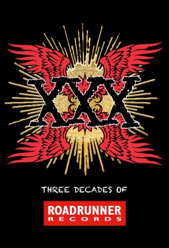Xxx Three Decades Of Roadrunner Records Xxx Three Decades Of Roadrunn Xxx Three Decades Of Roadrunner Records