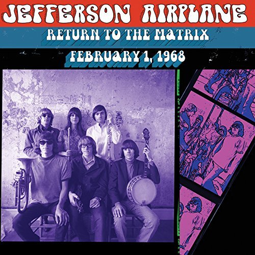 Jefferson Airplane Return To The Matrix 2 1 196