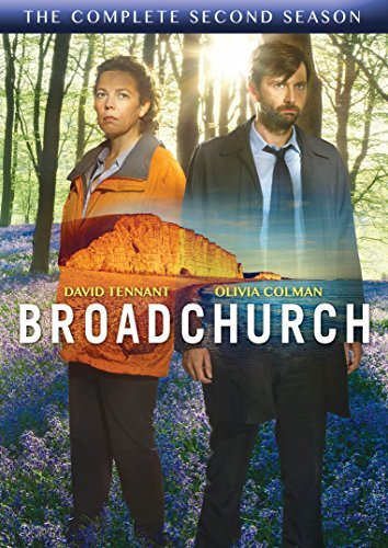 Broadchurch Season 2 DVD