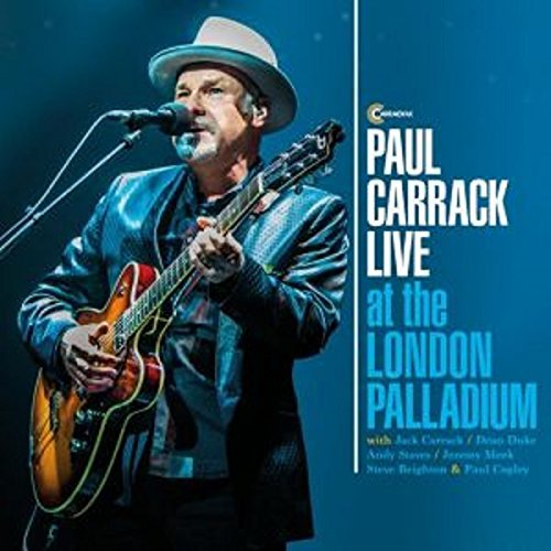 Paul Carrack Live At The London Palladium Import Gbr