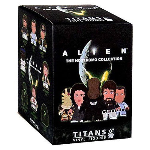 Toy Alien Titans Mini Figure
