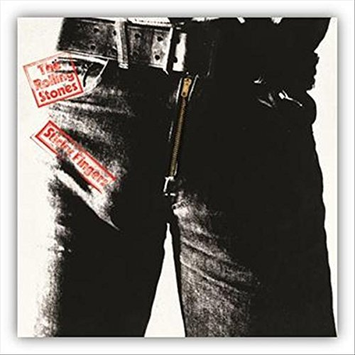 Rolling Stones Sticky Fingers 2 CD Deluxe Edition