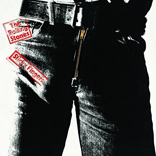 "Rolling Stones Sticky Fingers 3 CD DVD 7"" Super Deluxe Sticky Fingers"