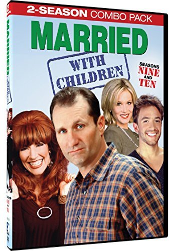 Married With Children Seasons 9 & 10 DVD Seasons 9 & 10