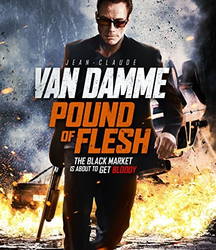 Pound Of Flesh Van Damme Blu Ray R