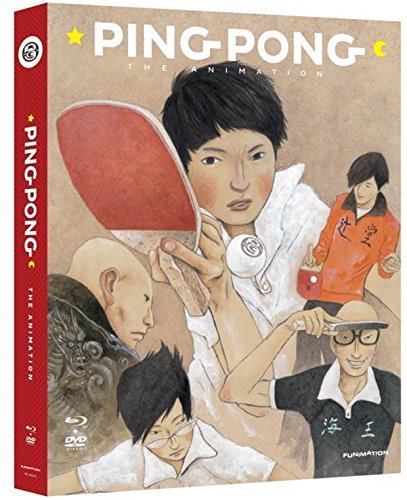 Ping Pong The Animation Complete Series Blu Ray Nr