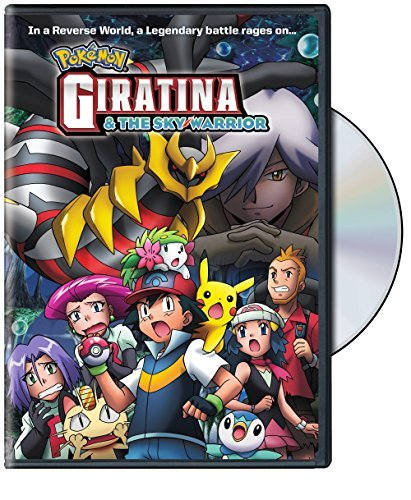 Pokemon The Movie Giratina And The Sky Warrior Giratina And The Sky Warrior