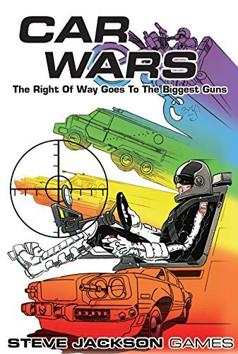 Steve Jackson Games Car Wars Base Ame