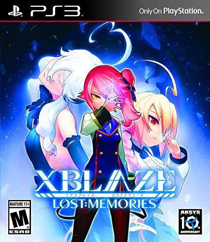 Ps3 Xblaze Lost Memories Xblaze Lost Memories