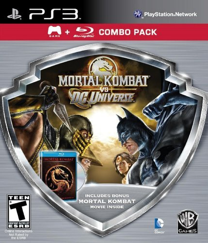 Ps3 Mortal Kombat Vs Dc Game Morta Whv Games