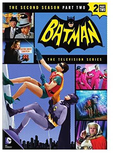 Batman Season 2 Part 2 DVD