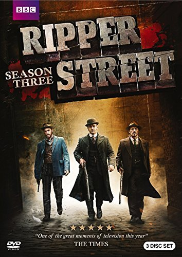 Ripper Street Season 3 DVD