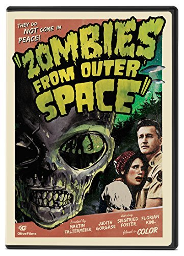 Zombies From Outer Space Zombies From Outer Space DVD Nr