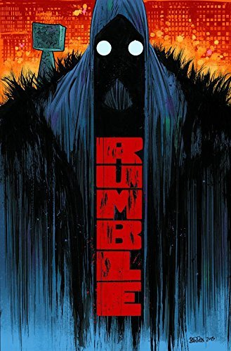 John Arcudi Rumble Volume 1 What Color Of Darkness?