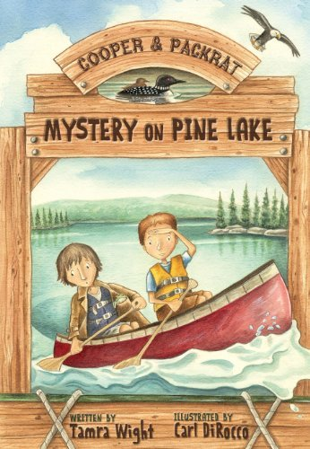 Tamra Wight Mystery On Pine Lake A Cooper & Packrat Mystery