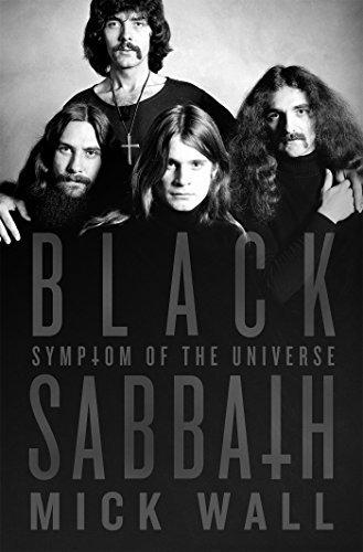 Mick Wall Black Sabbath Symptom Of The Universe