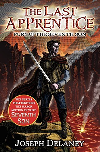 Joseph Delaney The Last Apprentice Fury Of The Seventh Son (book 13)