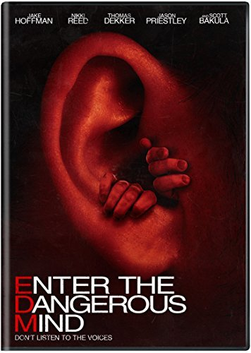 Enter The Dangerous Mind Reed Dekker Bakula DVD Nr