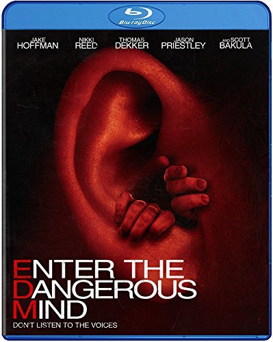 Enter The Dangerous Mind Reed Dekker Bakula Blu Ray Nr