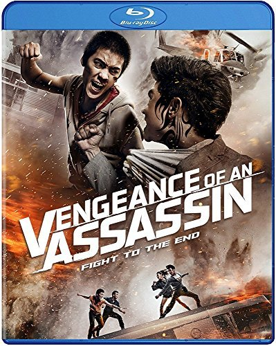 Vengeance Of An Assassin Vengeance Of An Assassin Blu Ray Nr