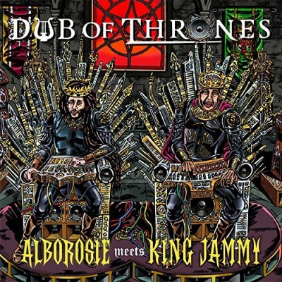 Alborosie King Jammy Dub Of Thrones