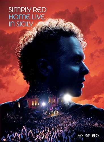 Simply Red Home Live In Sicily Import Gbr 2 CD Incl. DVD