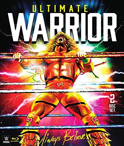 Wwe Ultimate Warrior Always Believe Blu Ray
